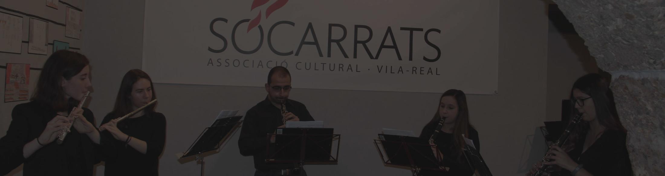 Inauguració de l'exposició <br />«20 anys del Concert de Nadal»