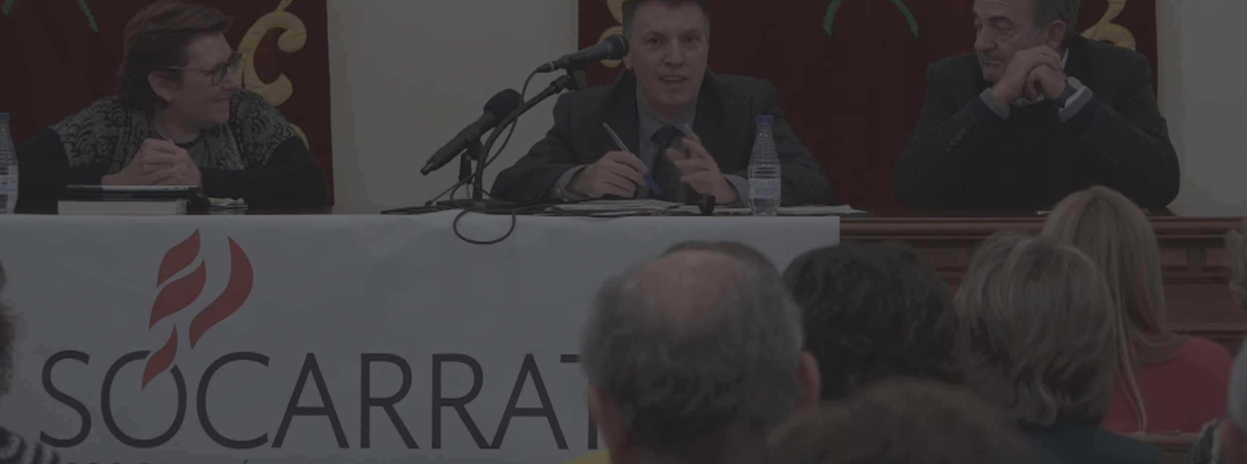 «El retrocés de les llibertats», la conferència de Joaquim Bosch