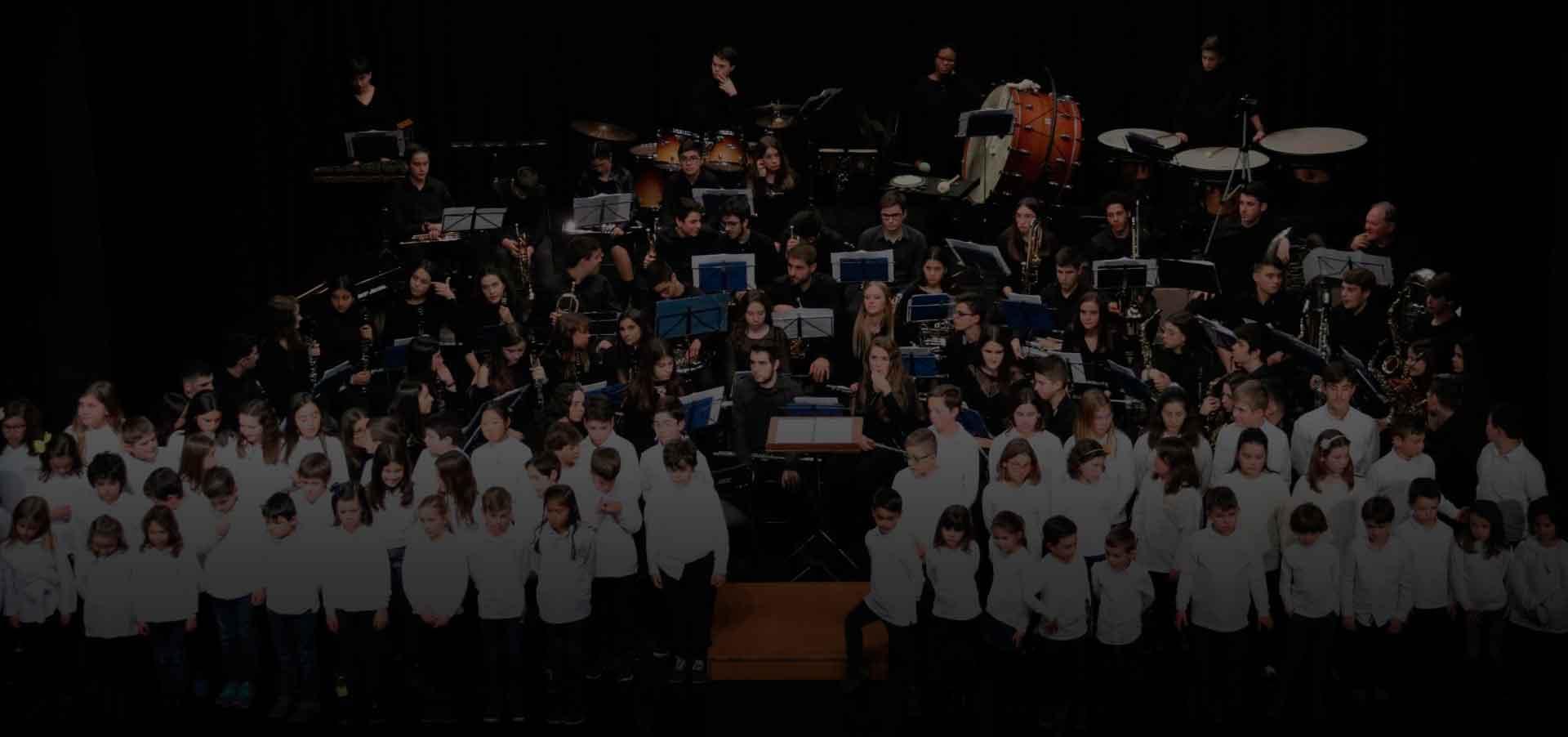 Concert de Nadal de Socarrats a l'Auditori Músic Rafael Beltran Moner